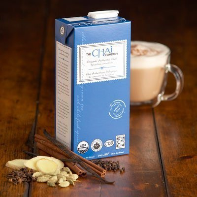 gratis pak Authentic Chai