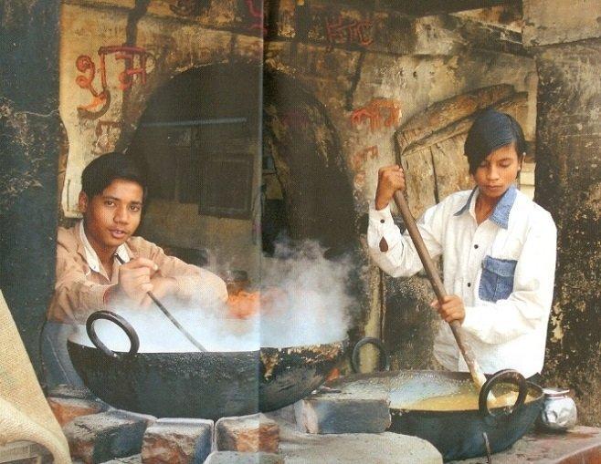 india chai latte bereiding