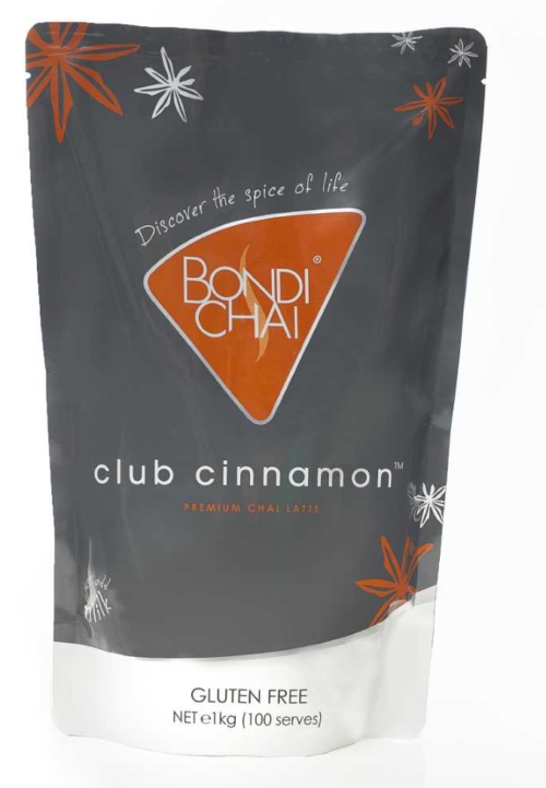Bondi chai club cinnamon