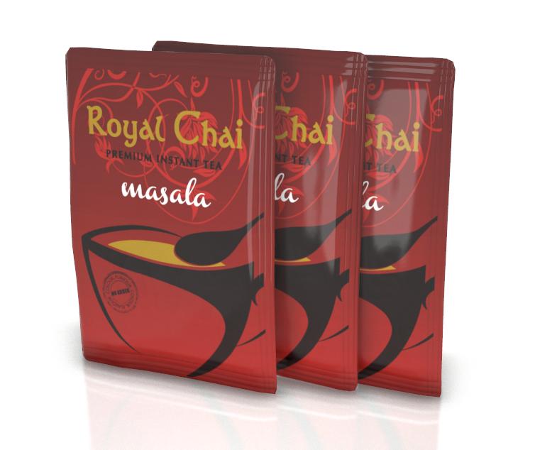 royal chai masala minder zoet