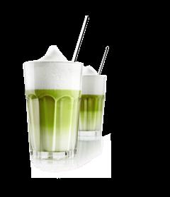 matcha-drink-glas
