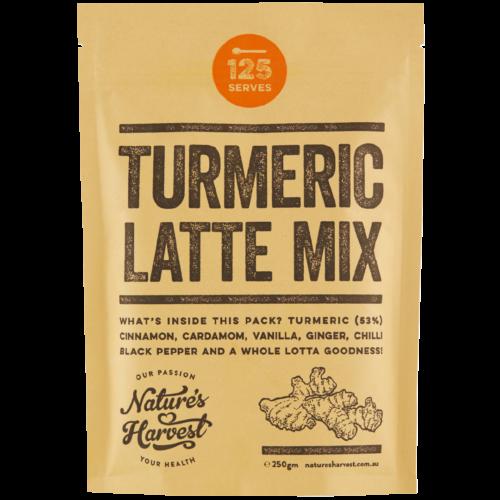 Turmeric – Kurkuma Latte 250g turmeric latte Turmeric – Kurkuma