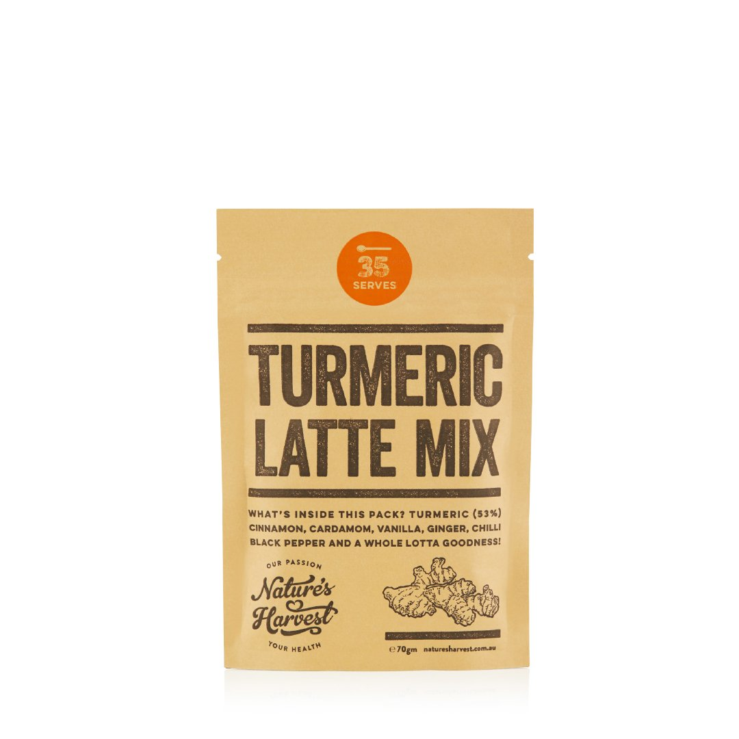 turmeric latte Turmeric Proef