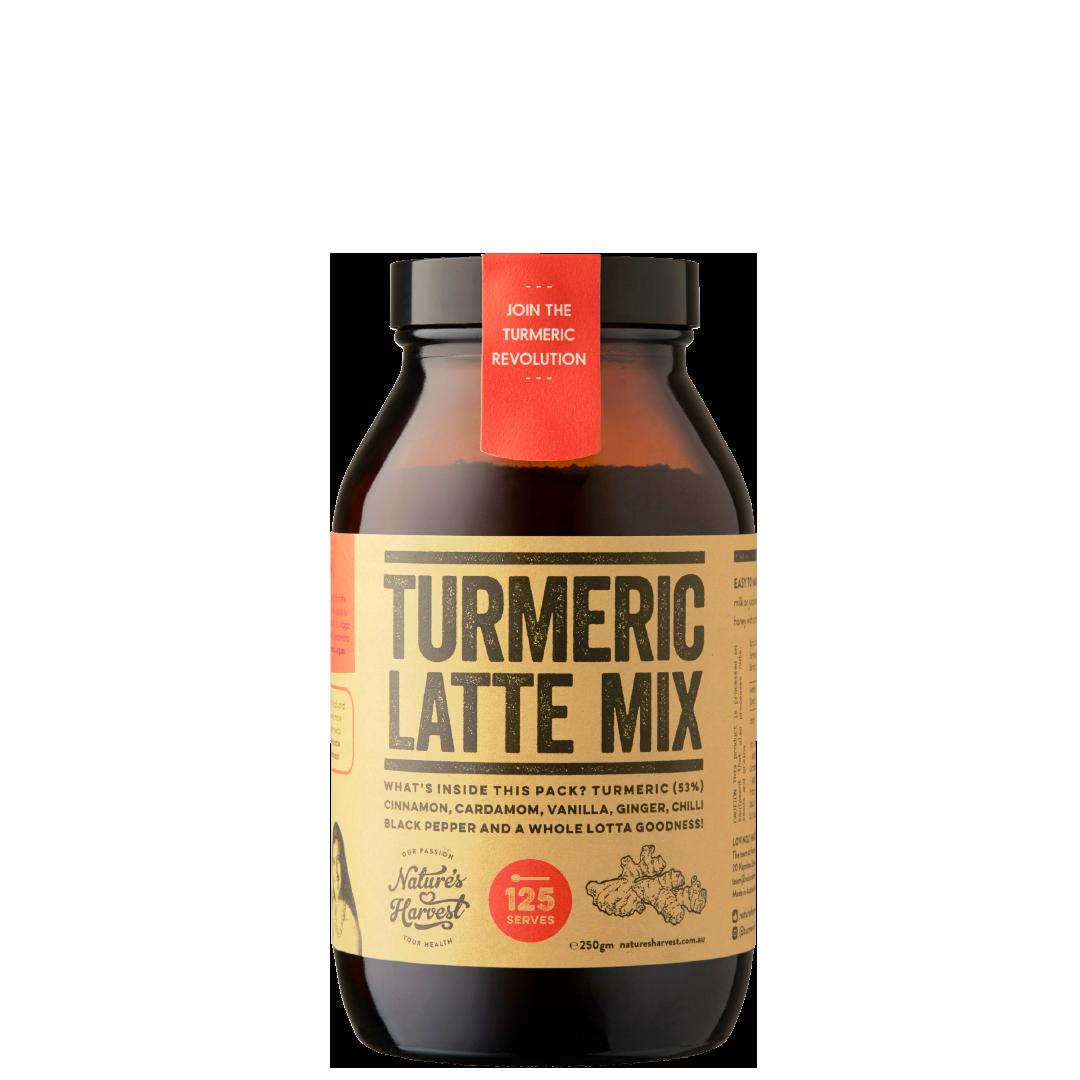 Turmeric – Kurkuma Latte 250g Behälter Tumeric Kurkuma Turmeric – Kurkuma
