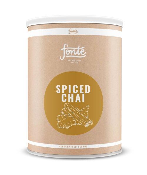 Fonte Spiced Chai Latte