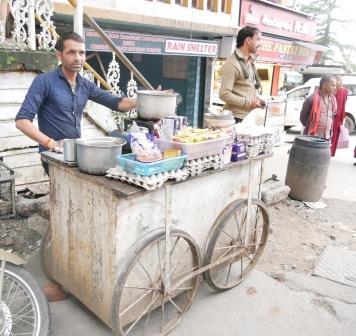 Chai Wallah Dharamsala