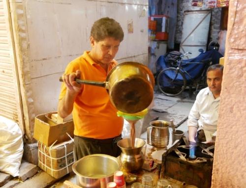Wat proef je in een goede Chai Latte?