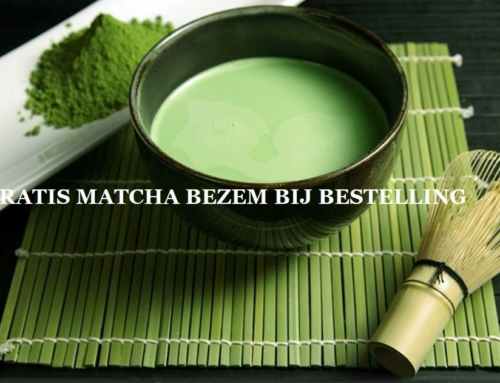 Superfood: Matcha Tea & Matcha Latte