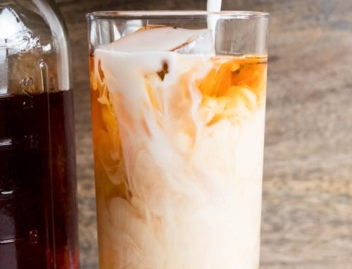 Zo maak je snel Iced Chai Tea Latte