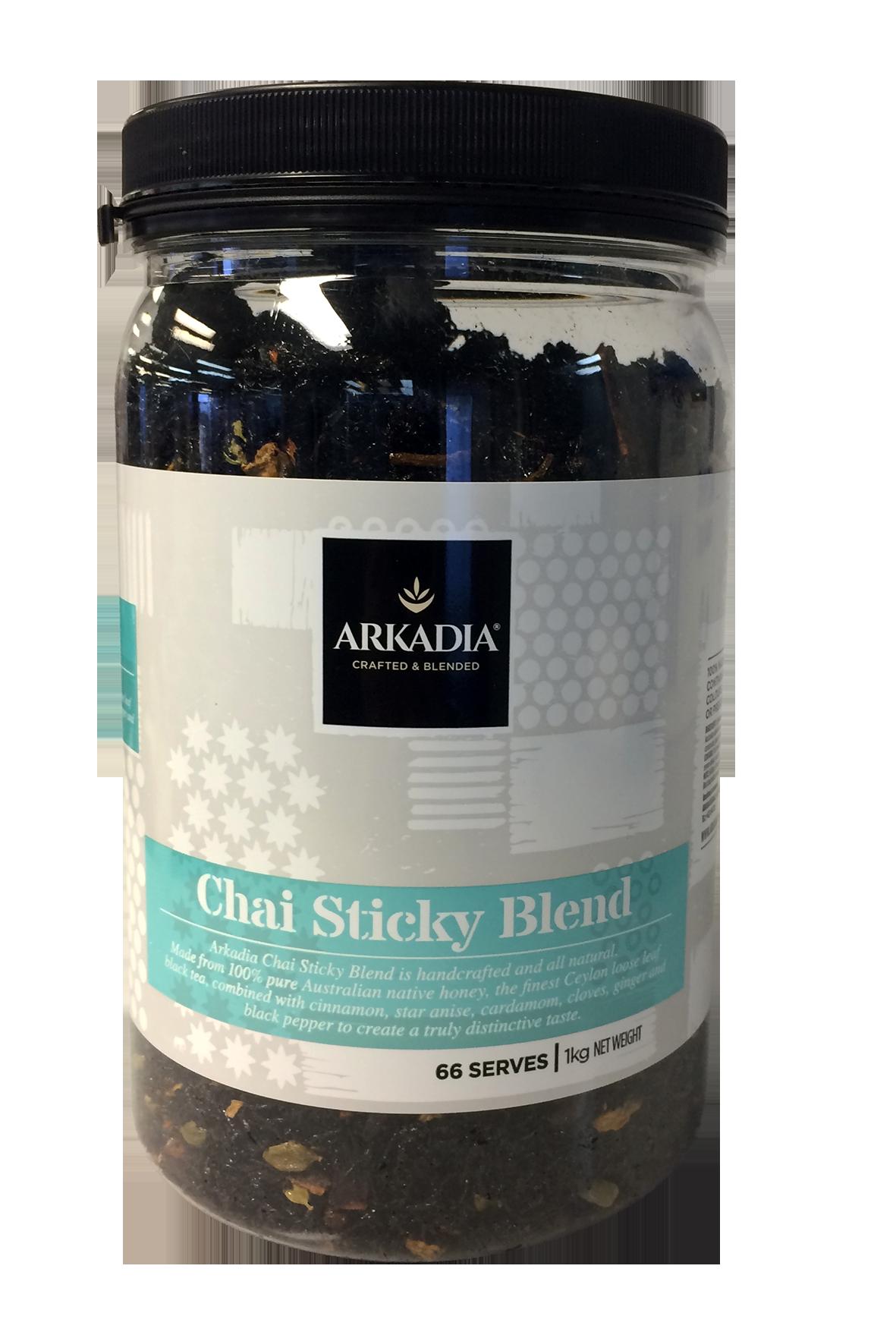 sticky chai blend