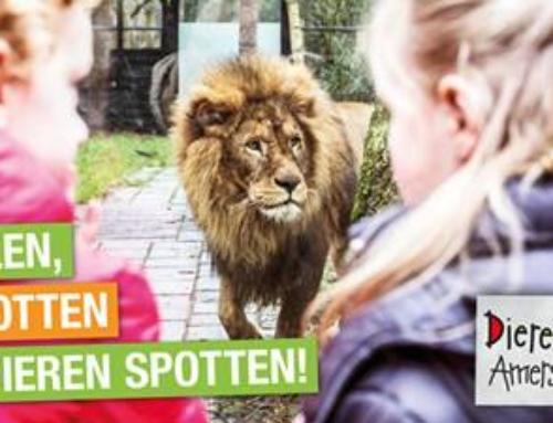 Dierenpark Amersfoort: enthousiast over verkopen Chai Latte