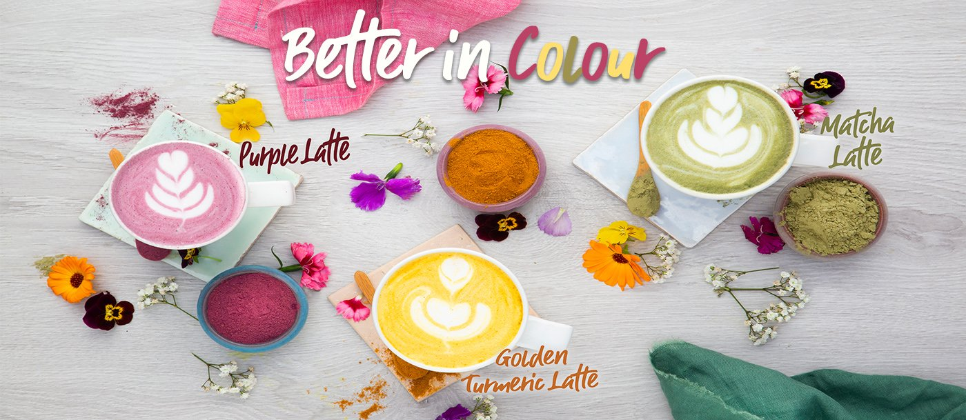colour lattes